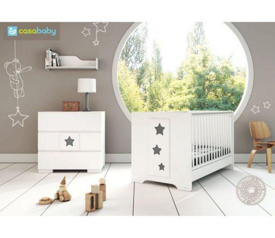 Casababy παιδικό κρεβάτι Stars