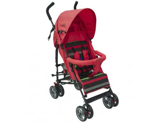 JUSTBABY FLEXY RED