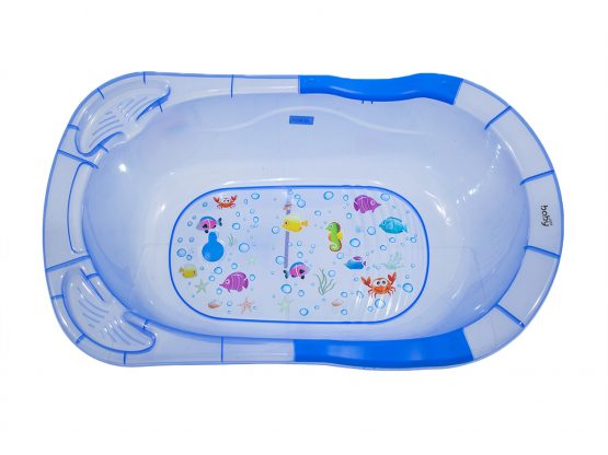 JUST BABY BAGNO ΜΠΑΝΑΚΙ BLUE