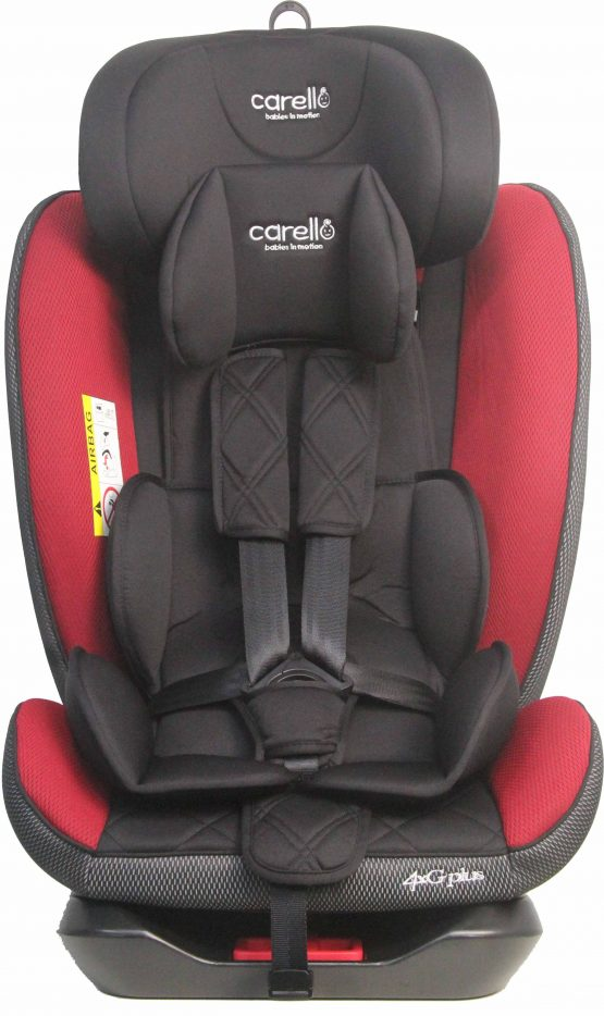 CARELLO 4XG PLUS RED