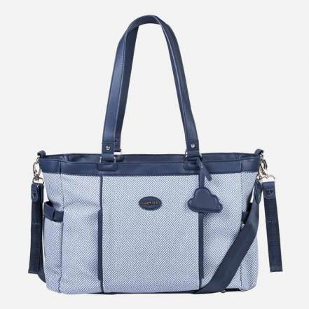 Τσάντα Καροτσιού Μπλε Mayoral