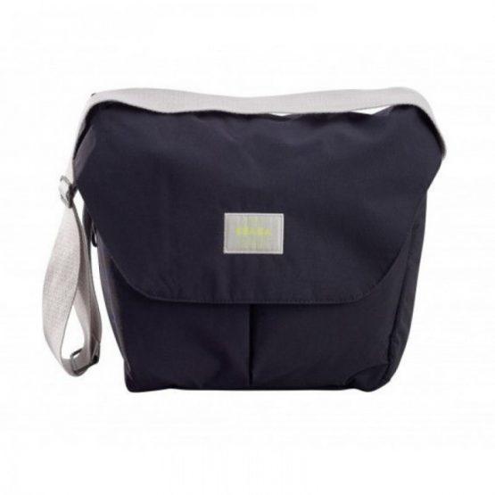 Τσάντα – αλλαξιέρα Beaba Vienna II Smart Colors Black