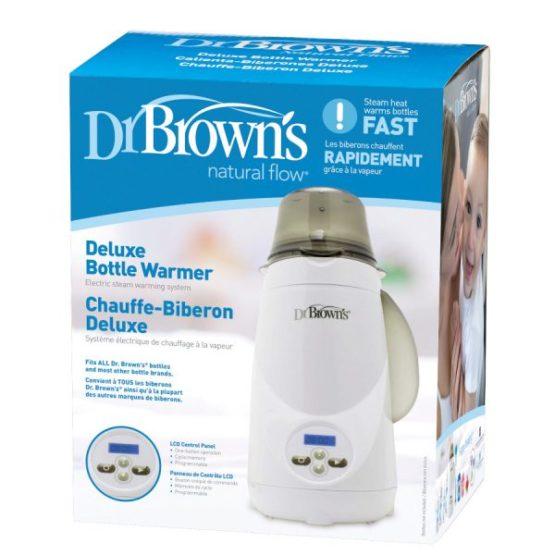 Dr Brown's Θερμαντήρας ψηφιακός και αποστειρωτής μπιμπερό