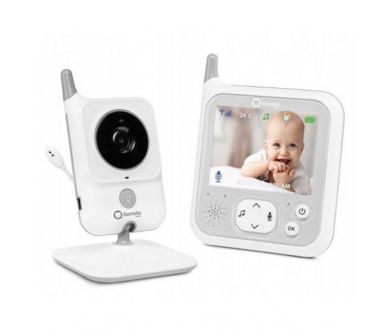 Lionelo Babyline 7,1 Ενδοεπικοινωνία με κάμερα
