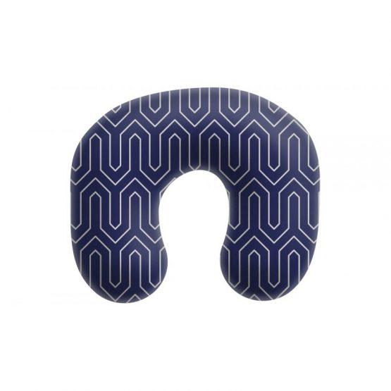 Grecostrom small maze Μαξιλάρι θηλασμού μπλε