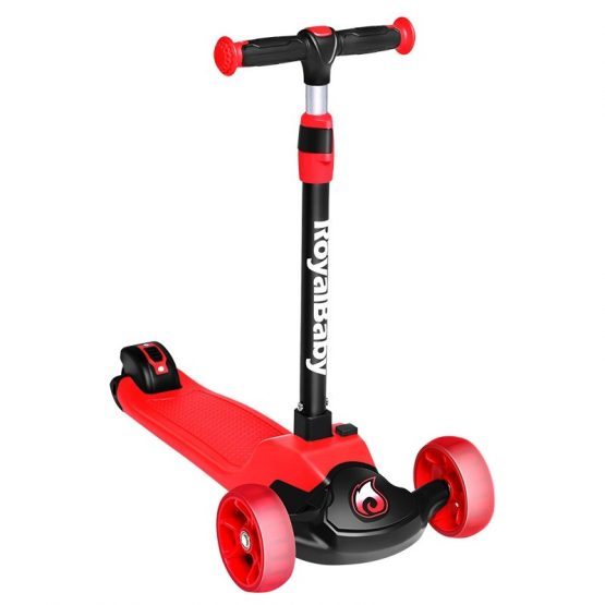 ROYAL BABY CHARIOT 1002R RED
