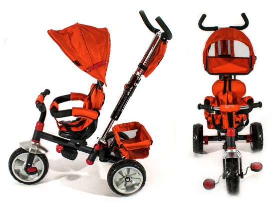 JUSTBABY Spin RED BLACK
