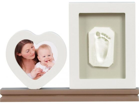 Dooky HappyHands Desktop Heart Print Frame Kit